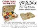 Tè Twining in confezione regalo