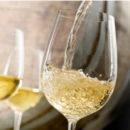 Vino bianco francese