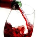 Vini rossi Top Quality e calici da vino