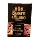 Tavolette cioccolato Baratti&Milano