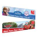 Tappeto gioco 90×90 – Cars e Frozen