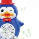 Le bolle di Mr Pinguino