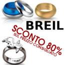 Breil anelli – sconto 80%