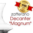 Zafferano Decanter Magnum sconto 75%