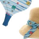 Thun: racchettoni e cappello in paglia sconto 70%