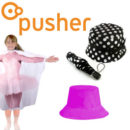 Pusher: ripariamoci dalla pioggia