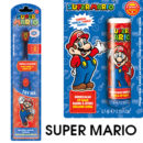 Super Mario: spazzolino e burrocacao