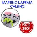 Martino l'appaia calzino: prezzo shock €1!